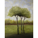 tree oil painting