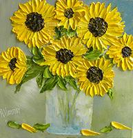 Sunflowers by Tammy Allman